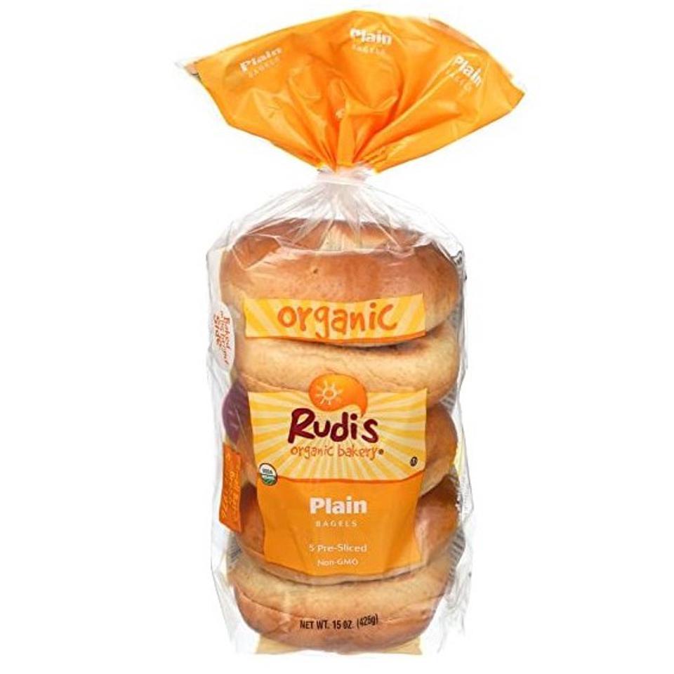 Rudi's Organic Bakery Bagels